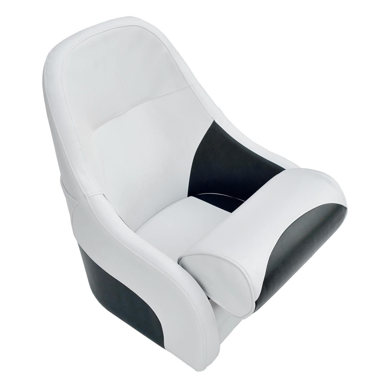 Кресло для катера Flip up с крепежной пластиной 13123