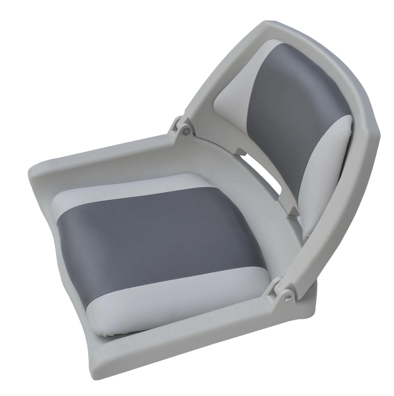 Сиденье для лодки пластиковое складное 75109GC