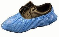Бахилы на обувь полиэтиленовые 3 г/м2