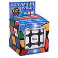 Кубик рубик 3х3х3 Черный Флюо Smart Cube SC321, головоломка, фото 4