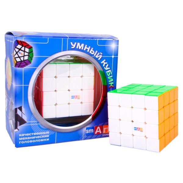 Кубик рубик 4х4 Цветной пластик Smart Cube SC404, головоломка