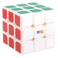 Кубик рубик Фирменный 3х3 белый Smart Cube SC302, головоломка
