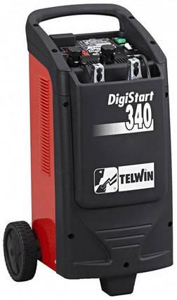 Digistart 340 - Пуско-зарядний пристрій 230В, 12-24В, фото 2