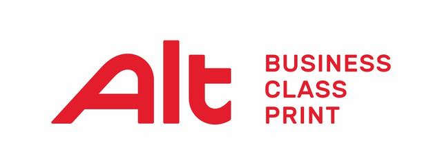 ALT business class print