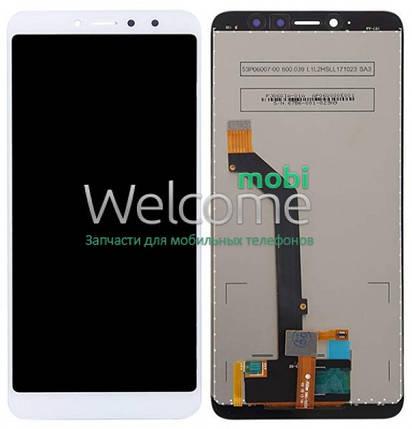 Модуль Xiaomi Redmi S2 white дисплей экран, сенсор тач скрин, фото 2