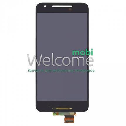 Модуль LG H791 Nexus 5X 16GB black дисплей экран, сенсор тач скрин, фото 2