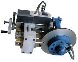 Comec TD302 - Станок для проточки тормозных дисков легковых автомобилей без снятия с автомобиля