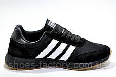 Мужские кроссовки в стиле Adidas Iniki Runner, Black, фото 3