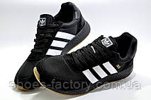 Мужские кроссовки в стиле Adidas Iniki Runner, Black, фото 2