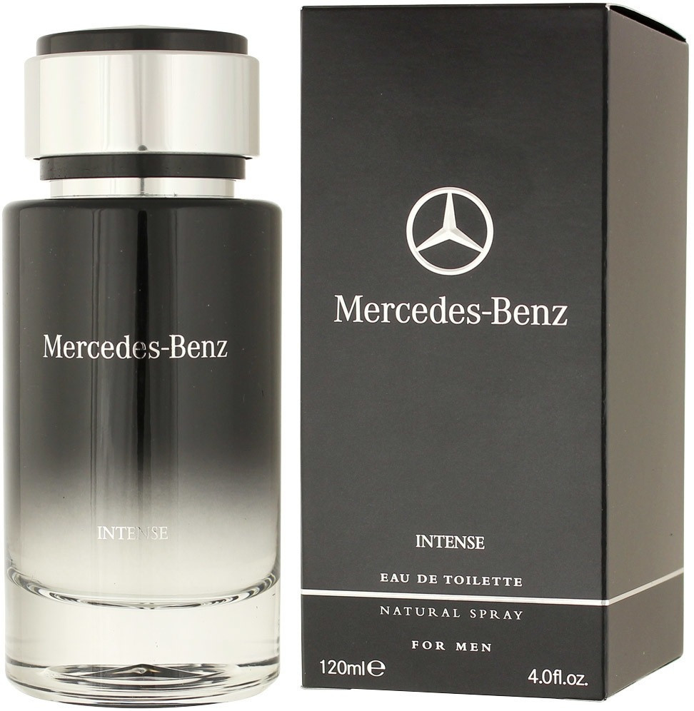 Чоловіча туалетна вода Mercedes-Benz Mercedes Benz Intense 100 мл