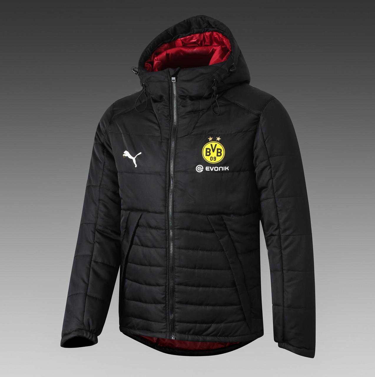 Куртки боруссия дортмунд