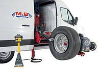 DIDO 26 MV-шиномонтажный стенд для грузовых автомобилей с балансировкой и набором конусов