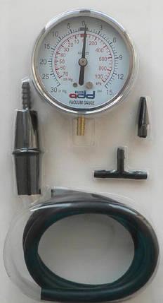 Измеритель давления/разряжения (Вакууметр), компресометр, фото 2