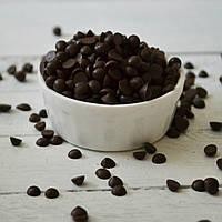 Глазурь кондитерская черная МИР (дропсы) 1 кг.