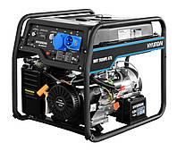 Генератор HYUNDAI HHY 7020FE-ATS (5.0 кВт, 13 л.с., бензин, электростарт)