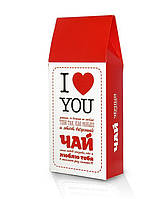 """Чай """"Я люблю тебя"""""""