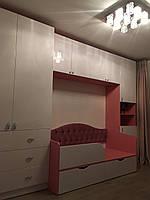 Мебель в детскую для девочки, фото 1
