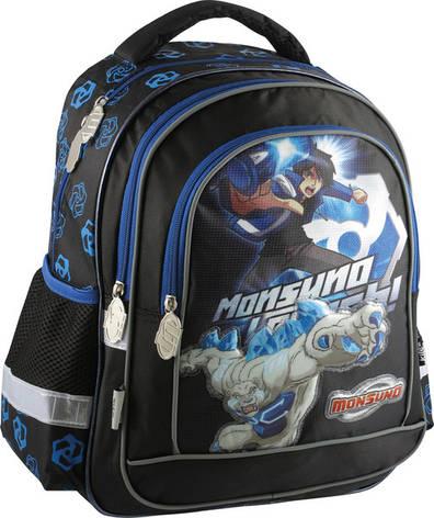 Рюкзак для мальчика KITE Monsuno, фото 2