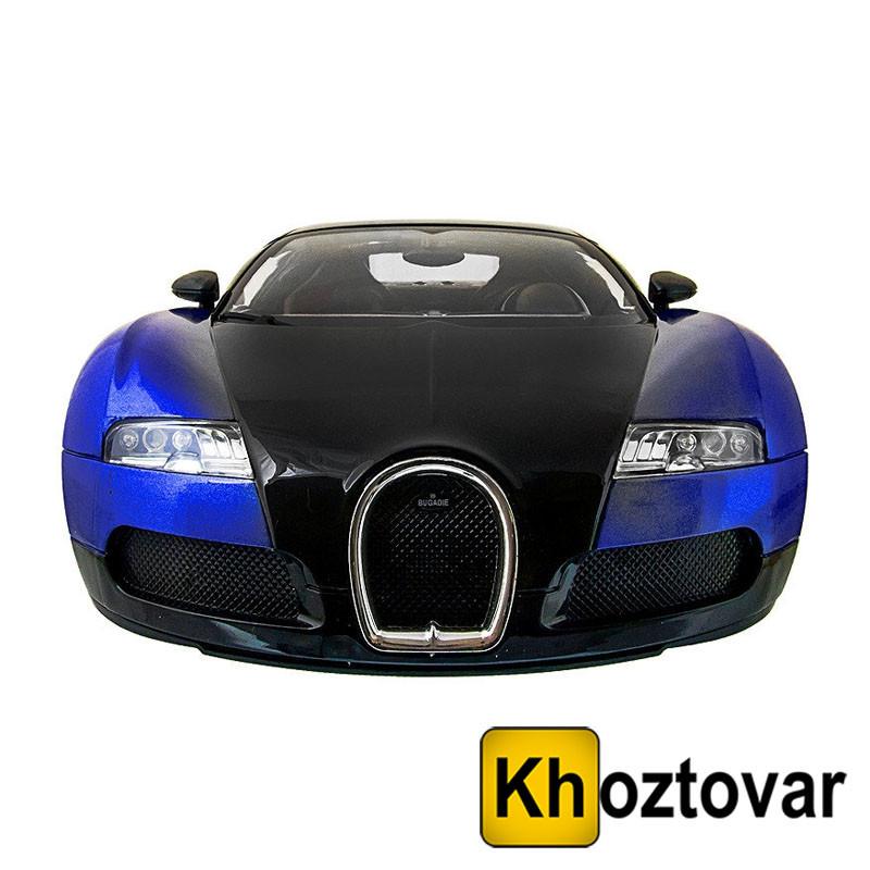 Машинка-трансформер радіокерована Bugatti Veyron | Масштаб 1:18