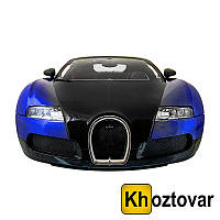 Машинка-трансформер радиоуправляемая Bugatti Veyron | Масштаб 1:18