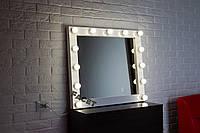 Зеркало с подсветкой «Глос». Возможны изменения и дополнения.