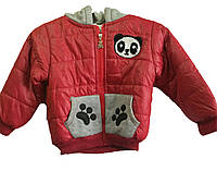 Мужская детская куртка панда