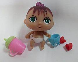 """Коллекционная игрушка-сюрптиз """"Pea Pob Babies"""" (Пиа Под Бэйбс) Малыши-Горошки, фото 3"""