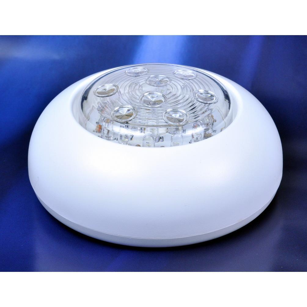 Светильник LED включение нажатием 00165-WH