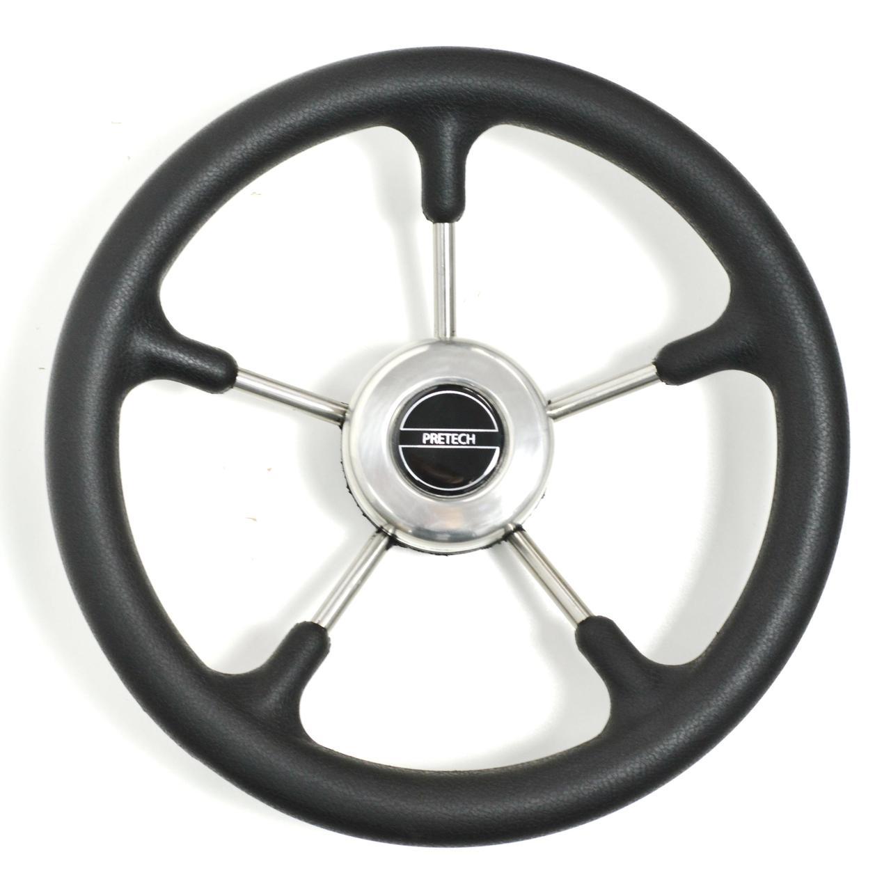 Рулевое колесо Pretech BS нержавейка