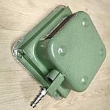 Газовий керамічний інфрачервоний обігрівач Солярогаз ГІЇ 2.3 КВТ (газовий пальник), фото 5