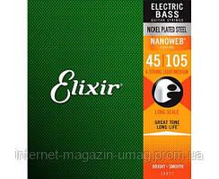 Струны гитарные Elixir EL NW B
