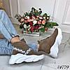 Зимние ботинки Valentino .