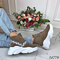 Зимние ботинки Valentino ., фото 1