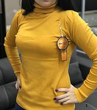 Гольф, водолазка - Milano оригинал Турция,цвет желтый
