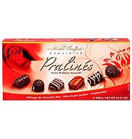 Шоколодные конфеты Maitre Truffout Exquisite Pralines  400г  Австрия