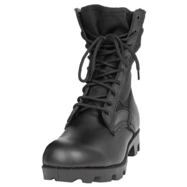 Берцы MIL-TEC US Jungle Panama Tropical Boots Black (12826002) размеры: 42-46
