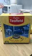 Чай Ceylon Teafield черный 100 пакетиков по 2г  Цейлонский высшего сорта.