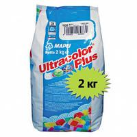 Затирка Ultracolor Plus 100/2кг білий