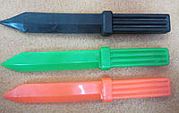 Нож тренировочный (резина)