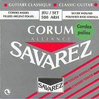 Струны гитарные Savarez 500 ARH