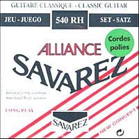 Струны гитарные Savarez 540 RH