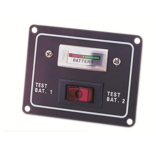 Панель на 1 переключатель и уровень заряда батареи Тайвань 70060-12