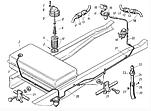 Система питания двигателя автомобилей ГАЗ-53  ГАЗ-3307
