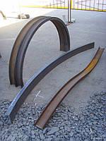Гибка профильных труб (трубогиб)
