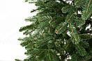"""Искусственная литая зеленая елка """"Ковалевская""""    Штучна лита зелена ялинка """"Ковалівська"""" ( 2,3 м ), фото 3"""