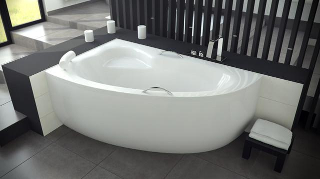 Асимметричные ванны Besco PMD Piramida