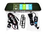 """Автомобильный регистратор-зеркало DVR L1002C Full HD 7"""" сенсорный экран + камера заднего вида, фото 6"""