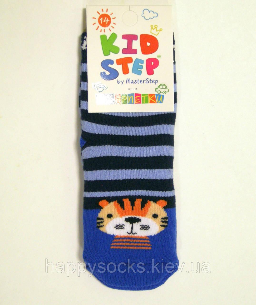 Носочки теплые детские с тигриком