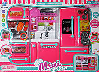 Мебель для Барби 66095 кухня свет, звук в коробке