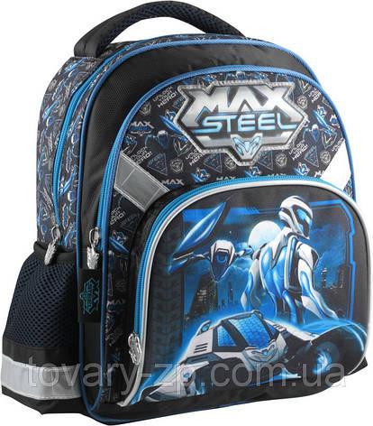Дошкольный рюкзак Kite Max Steel, фото 2